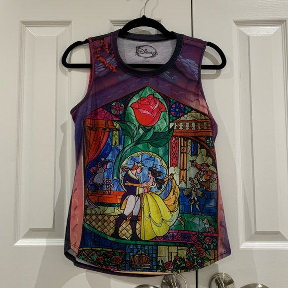 Beauty and the Beast tank